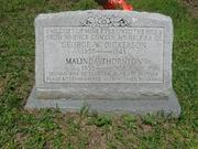George W. Dickerson  1857-1943 Baird Cemetery, Elk valley, Campbell County Tennessee, info from History In Stone, Cemeteries of Campbell County Tennessee published in 1980 by Dorthy Bruce