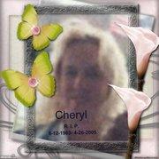Cheryl Andrea Boyd 8/12/1963-4/26/2005