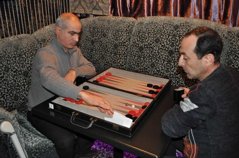 MAPKAPOB-Dzafarov Narde XAPKIB OPEN 2011
