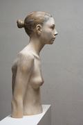 Bruno Walpoth人像雕塑自成一个世界