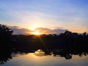Agnes Chong: 温暖的朝阳 ~