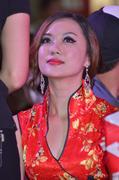 2015年中华文化旗袍小姐比赛
