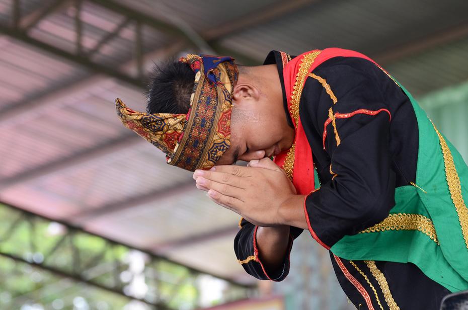 劉富威·沙巴哥打馬魯都玉米節2017