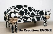 EVOKE be creative