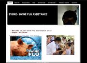 MY DARK SITE - SWINE FLU