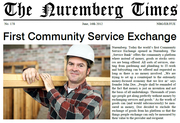 First Community Service Exchange to open in Nuremberg