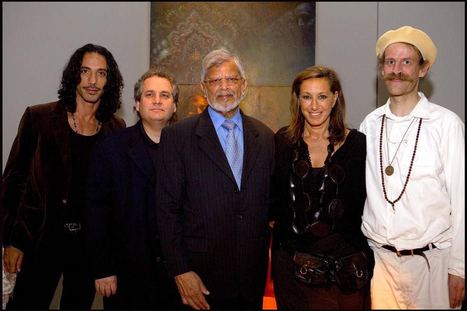 Music 4 Peace - Gandhi Tour with Donna Karan in New York