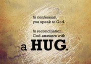 1st Parish Day of Confession (Morning) April 3
