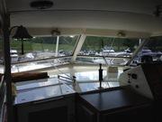 Boat Helm Inside
