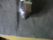 4. Valve with seat and screw
