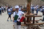 DUBAI- Museo que muestra como vivian los Beduinos