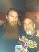 Me & Blake Mount From Holy Grail!!!