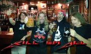Drinking with Kill em All