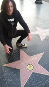 Alice Cooper Star Hollywood