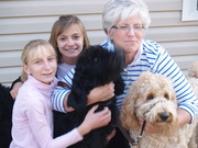 Rocky- foster and our family
