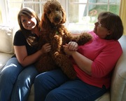 Rudy's adoptive family