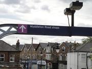 En route to Myddleteon Road