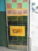 Tiles in Myddleton Rd2