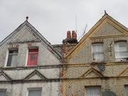 Front houses Myddleton Rd