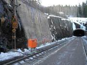Severny portal Juzneho tunela