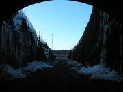 Pohlad z Juzneho tunela na sever