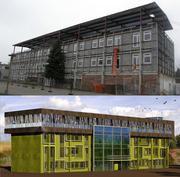 Ateliér Architektúry s.r.o. Administratíva v Košiciach