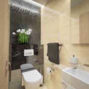 Kúpeľne, luxusné obklady do kúpeľne
