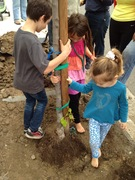 Plant Pico Day in Rancho Park - Putting Our Best Foot Forward