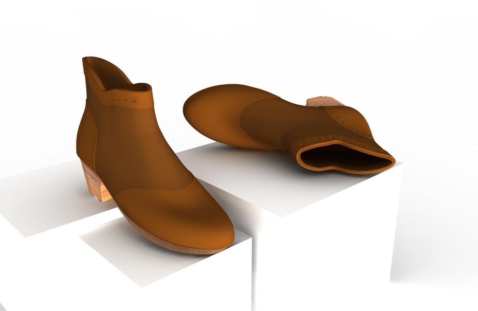 botas texanas por Natalia Upegui Estrada