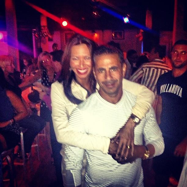Joseph Merlino in the club