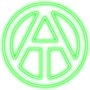 Símbolo Ateo Universal Atheist Symbol