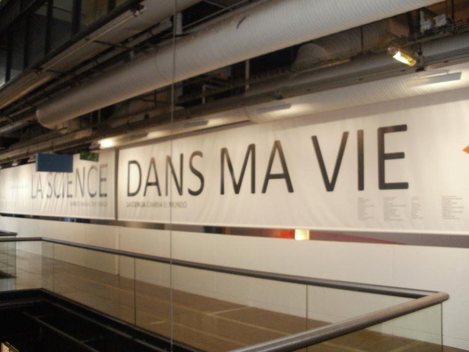 """Science in My Life"" - Paris 2012"