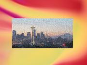 Seattle Sky where i live