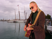 Dan by boats in Key West, FL
