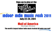 Indie Music Channel Indoor Indie Music Fest 2011