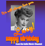Indie Music Channel will always love Lucy!