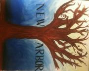 New Arbor Painting- By: Katelin Majeski