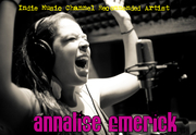 Indie Music Channel Recommended Artist Annalise Emerick