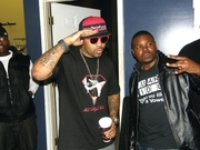 Houston, Texas rapper Lil Flip came through