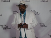 Garry Moore at Indie Music Channel Awards in Hollywood!