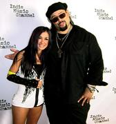 Malia Maccarone and AaronGTV