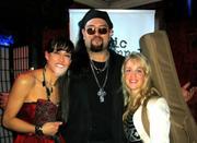 Luci, AaronGTV, and Victoria Celestine