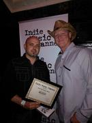 JC & Sean of  J.C & The Outlaw Band
