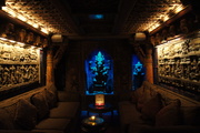 Very cool side room in the House of Blues Foundation Room