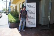 Outside of Sunset Gower Studios