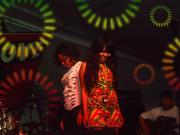 Cami Cam performing at the Bob Marley Concert 2012
