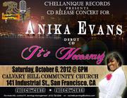 Anika Evans Debut Cd Release Concert
