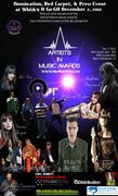 Artists in Music Awards 2013