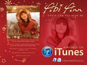 Santa Can You Hear Me by Abi Ann
