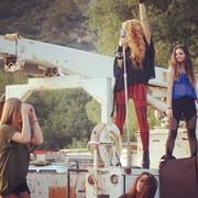 """GOODBYE"" Music Video Behind the Scenes"